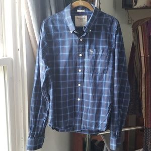 Abercrombie & Fitch Muscle Fit Buttondown